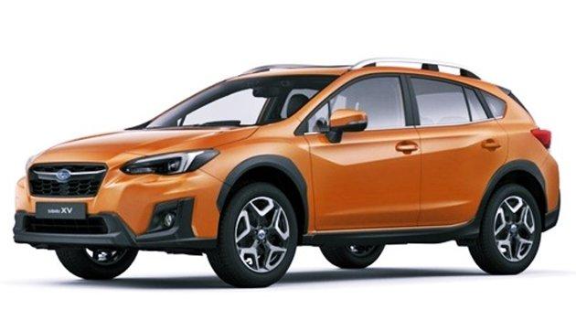 Subaru Crosstrek Sport 2021 Price in Nepal