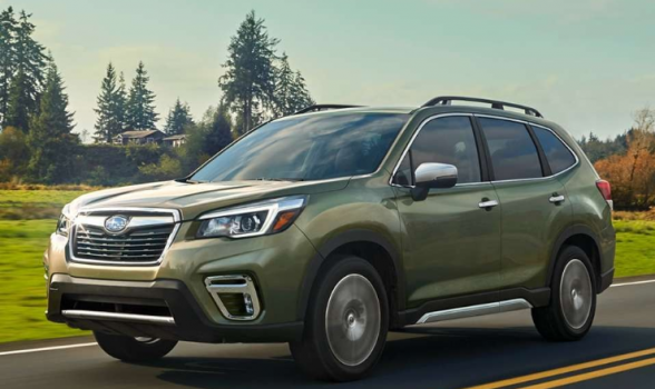Subaru Forester 2.0i-L 2019 Price in Netherlands