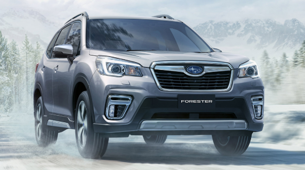 Subaru Forester 2.0i-S EyeSight 2019 Price in Saudi Arabia