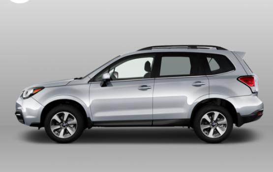 Subaru Forester 2.5i 2018 Price in Nigeria