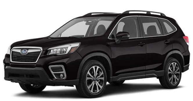 Subaru Forester Limited 2020 Price in Europe