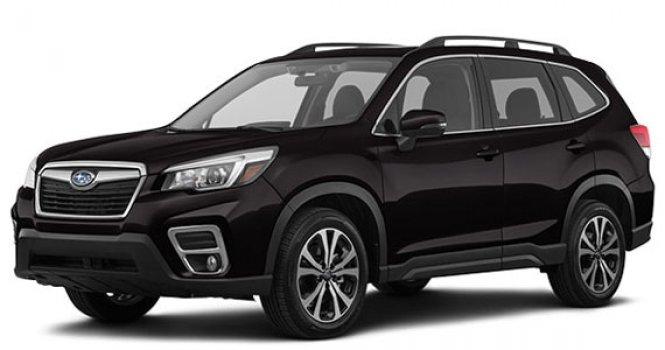 Subaru Forester Limited 2020 Price in Russia