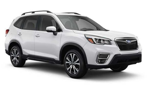 Subaru Forester Limited CVT 2021 Price in Nigeria