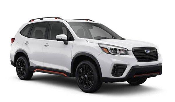 Subaru Forester Premium 2021 Price in Saudi Arabia