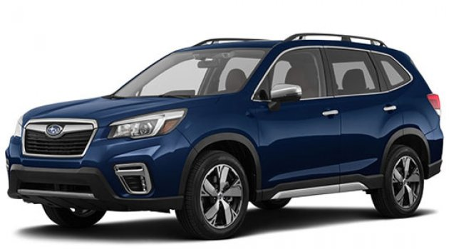 Subaru Forester Touring CVT 2020 Price in Russia
