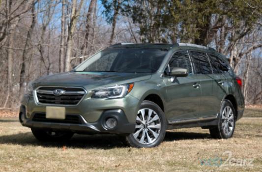 Subaru Outback 2.5i Touring 2018 Price in USA