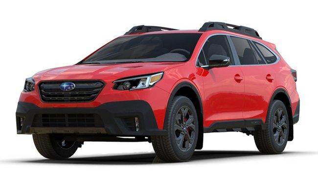 Subaru Outback Limited XT 2021 Price in Nigeria