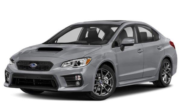 Subaru WRX Limited 2020 Price in Russia