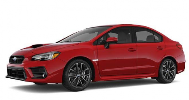 Subaru WRX Sport 2019 Price in China