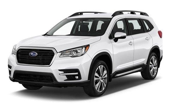 Subaru Ascent Limited 8-Passenger 2021 Price in Hong Kong