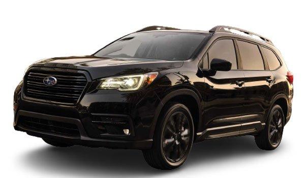 Subaru Ascent Onyx Edition 2022 Price in Saudi Arabia