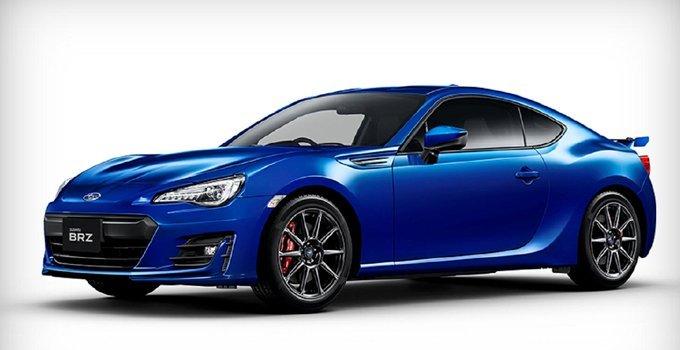 Subaru BRZ 2022 Price in Iran