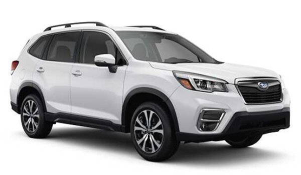 Subaru Forester 2022 Price in Spain