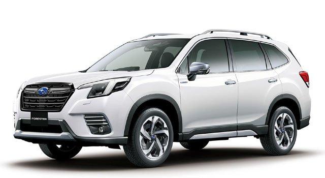 Subaru Forester 2022 Price in Ecuador