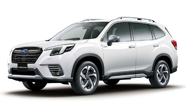 Subaru Forester Touring 2022 Price in Greece