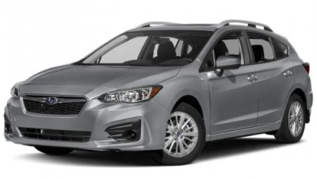 Subaru Impreza Convenience 5 door 2019 Price in India