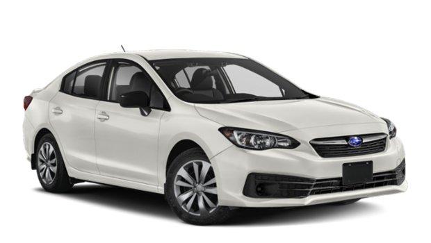 Subaru Impreza Premium Sedan 2021 Price in Netherlands