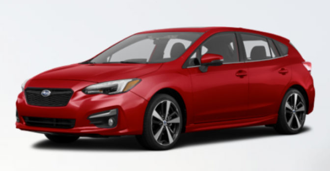 Subaru Impreza Sport-tech 5-door 2019 Price in Europe