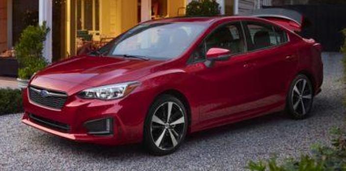 Subaru Impreza Sport 4-door Manual 2019 Price in Ecuador