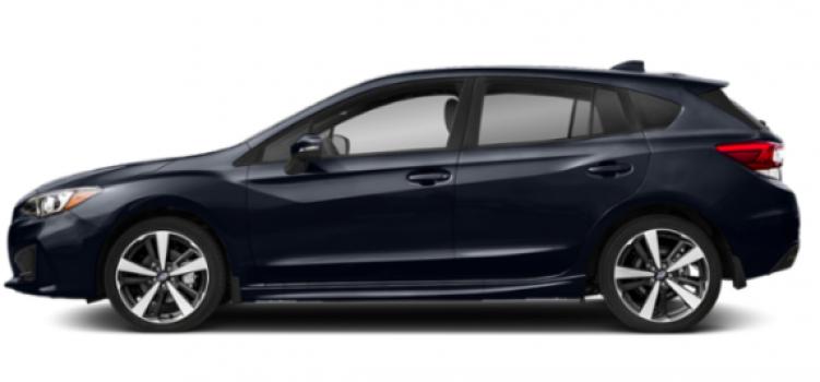 Subaru Impreza Sport 5-door Manual 2019 Price in Europe