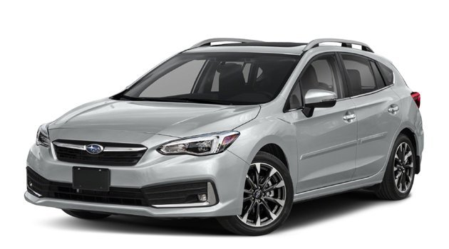 Subaru Impreza Sport Hatchback 2022 Price in Russia