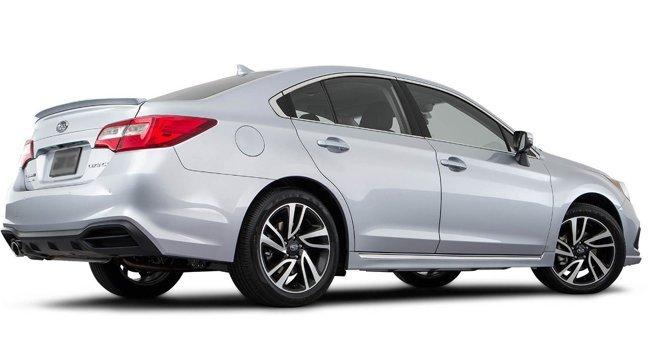 Subaru Legacy Sport 2021 Price in Russia