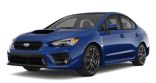 Subaru WRX Premium 2022 Price in Sri Lanka