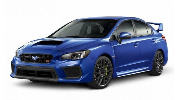 Subaru WRX STI 2022 Price in Sri Lanka