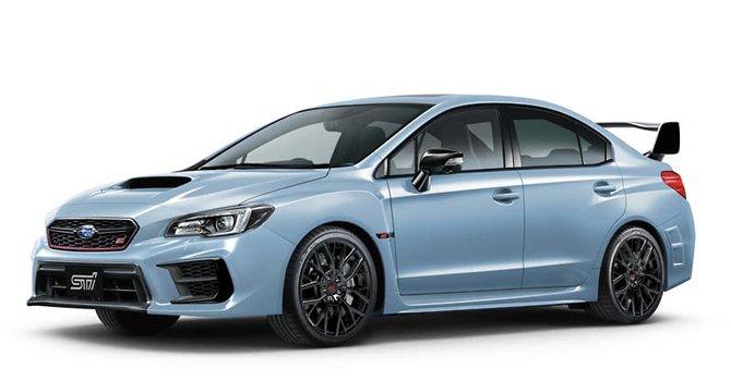 Subaru WRX STI Limited 2021 Price in Ethiopia