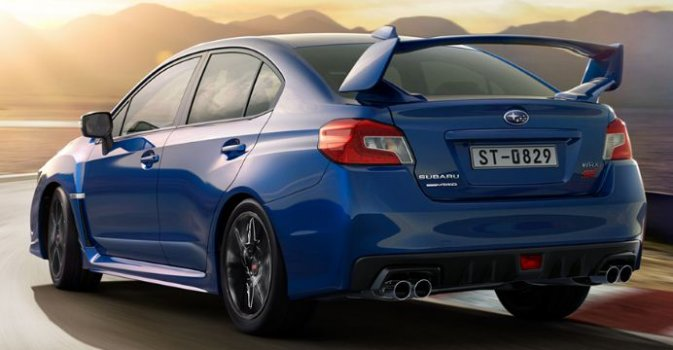 Subaru WRX STI Premium Price in New Zealand