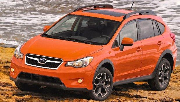Subaru XV 2.0i Standard Price in Nigeria