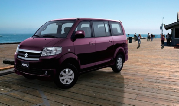 Suzuki APV 1.6 GA MT 2019 Price in Dubai UAE