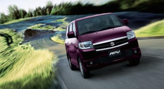 Suzuki APV 1.6 GLX MT 2019  Price in Europe