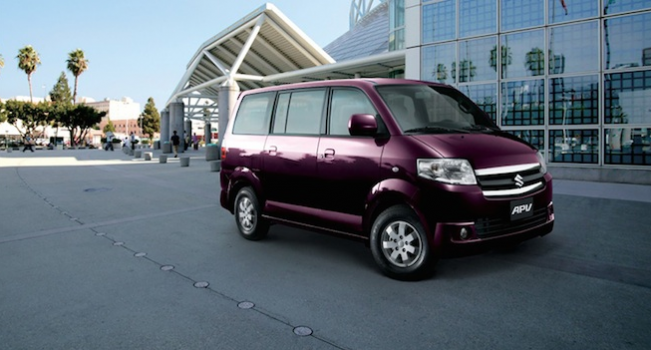 Suzuki APV Utility Van 2019  Price in Spain