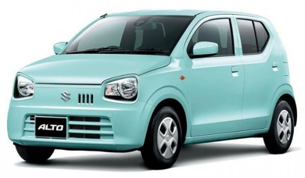 Suzuki Alto VX 2019 Price in South Korea
