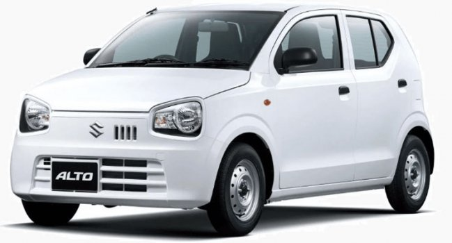 Suzuki Alto VXL 2019 Price in Europe