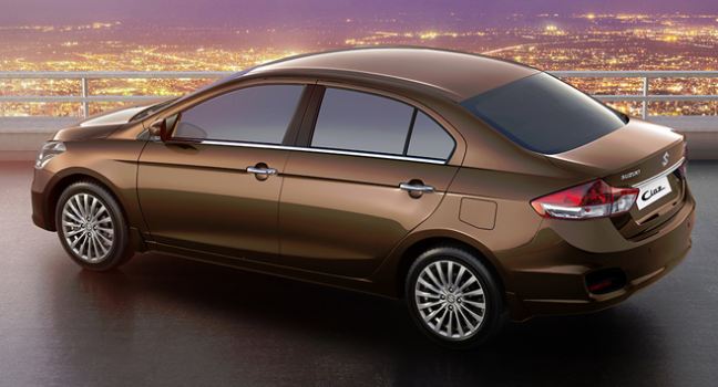 Suzuki Ciaz 1.4 GLX AT 2019 Price in Russia