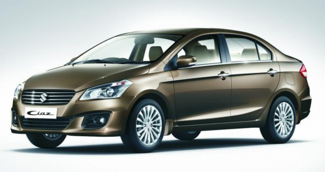 Suzuki Ciaz 1.4 Sigma 2019 Price in Turkey