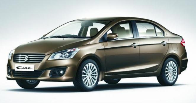 Suzuki Ciaz 1.4 Sigma 2019 Price in Europe