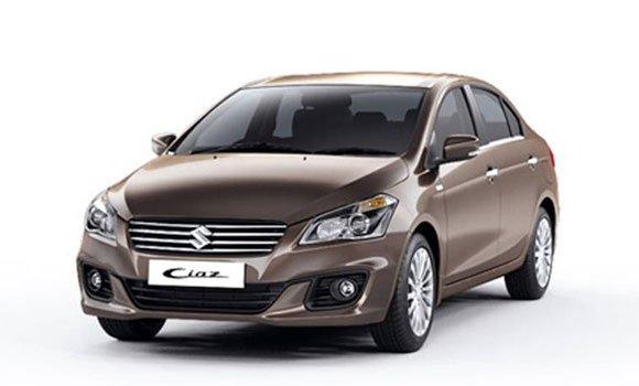 Suzuki Ciaz 2020 Price in Dubai UAE