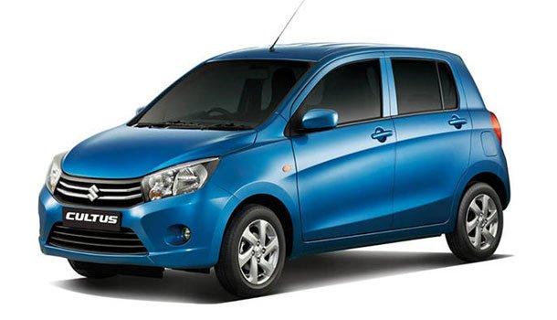 Suzuki Cultus VXR 2020 Price in Afghanistan