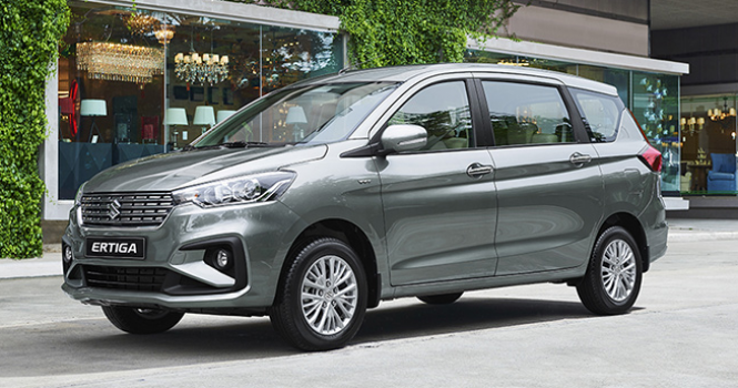 Suzuki Ertiga GA 1.5 MT Black Edition 2019 Price in Kenya