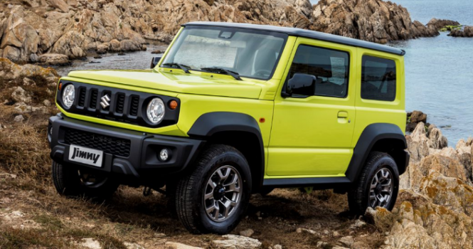 Suzuki Jimny GL AT 2019  Price in Europe