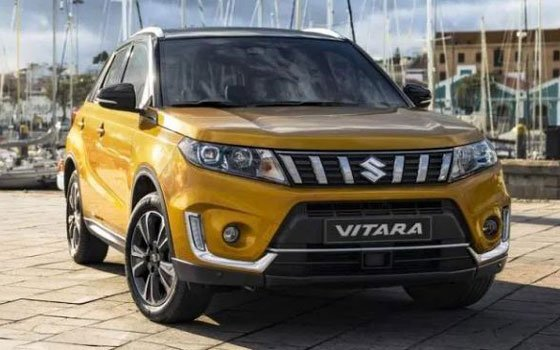 Suzuki Vitara 2021 Price in Spain