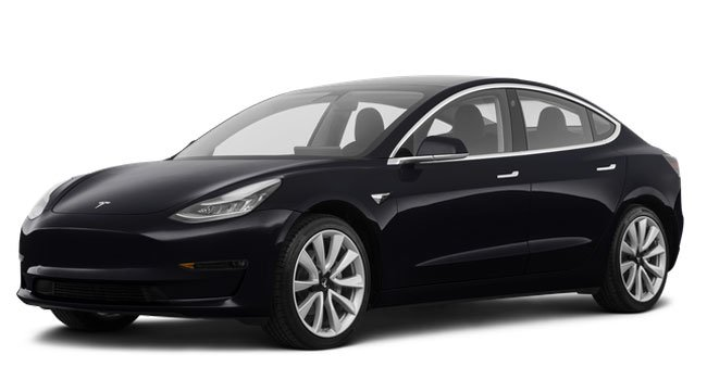 Tesla Model 3 Standard Range Plus 2020 Price in China