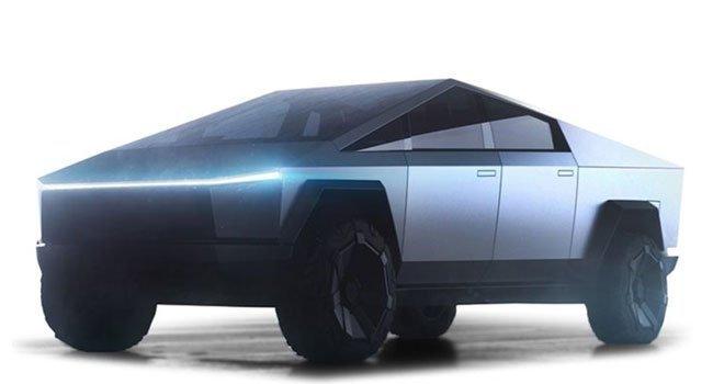 Tesla Cybertruck Tri Motor AWD 2022 Price in Indonesia