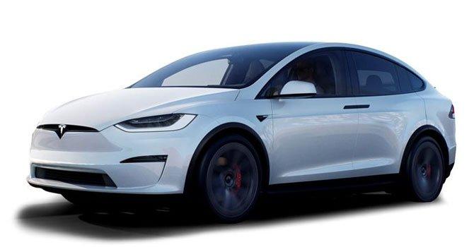 Tesla Model X Plaid 2022 Price in China