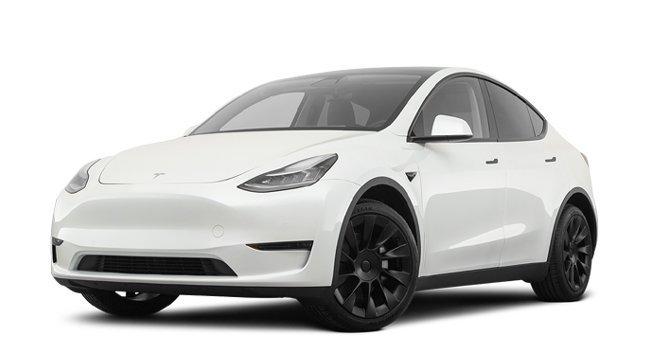 Tesla Model Y Long Range 2022 Price in Canada