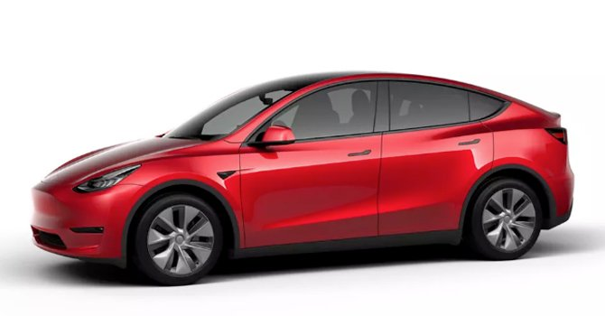 Tesla Model Y Standard Range 2021 Price in Afghanistan