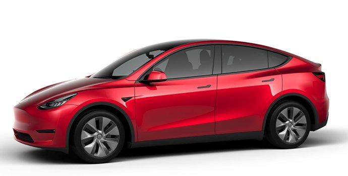 Tesla Model Y Standard Range 2022 Price in Uganda